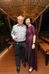 Greg Lui Celebrates The Big 50 on 02 November 2019